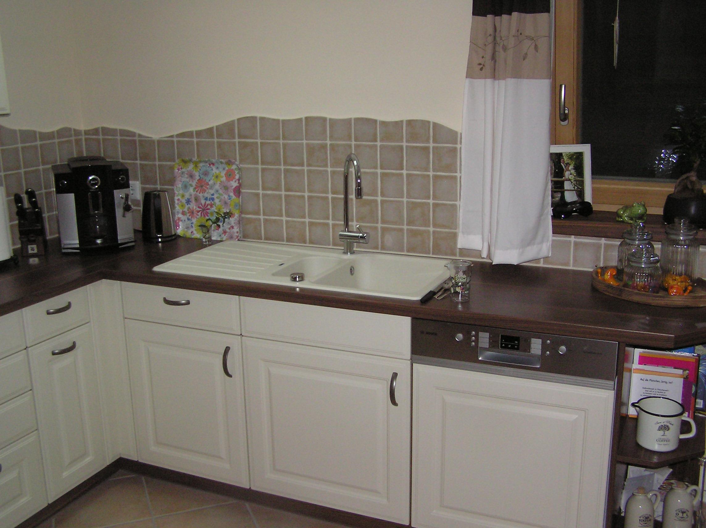 Küchenwand 2 | Fliesen Fröhler aus Halfing